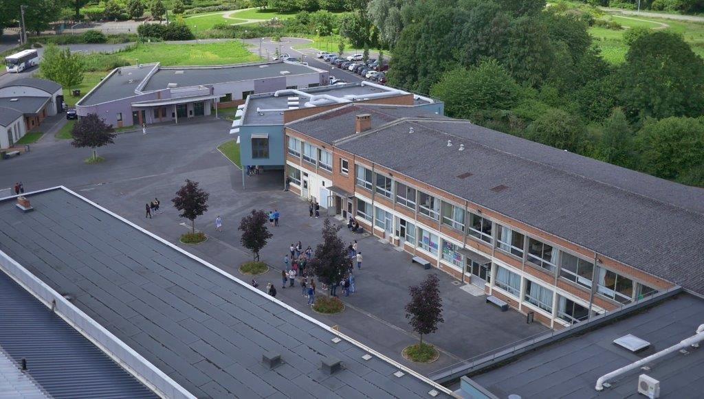 bâtiment 1 cours intérieure