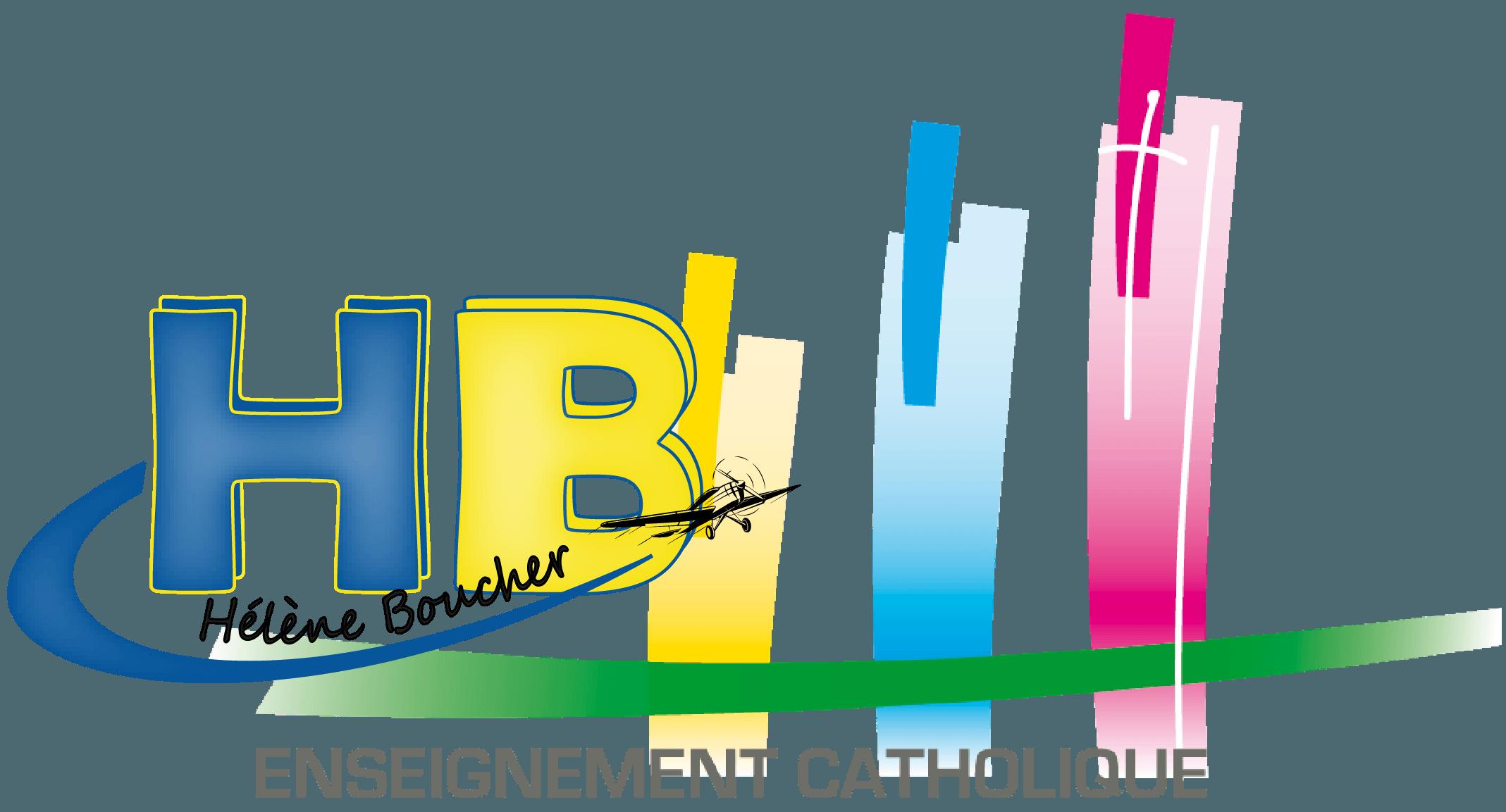 logo lycée HB et de l'enseignement catholique
